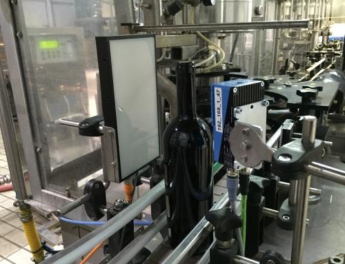Sistema de Visão Artificial para verificação de nível e presença de rolha em garrafas de vinho